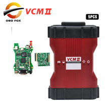 VCM 2 for Ford vcm ii ids for Mazda obd2 scann tool vcm2 V101 car diagnostic tool A+ quality 5pcs/lot hot sell in 2017 DHL free