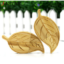 VBNM New fashion Wooden leaf simulation golden tree leaves usb flash drive Memory card  pen drive pendrive 4GB 8GB 16GB 32GB