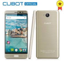 Cubot CHEETAH 2 Smartphone MT6753 Octa Core 5.5 Inch FHD 3GB RAM 32GB ROM Cell Phone Unlocked Android 6.0 Mobile Phone(China)