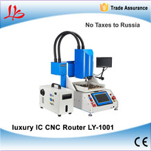 Free Taxes to Russia & Ukraine, LY 1001 Automatic IC CNC Router Machine for iPhone, iPad Repairing