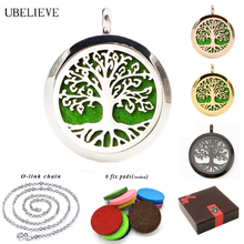 Hot Hollow Out Magnetic Aromatherapy Diffuser Necklace Jewelry  Perfume Locket Pendant Essential Oil Scent Locket Necklace