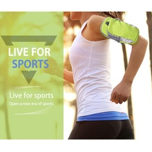 Outdoor Sport Running Arm Bag Wrist Pouch GYM Phone Bag Jogging Exercise Pouch Sport Bag Running Accessories