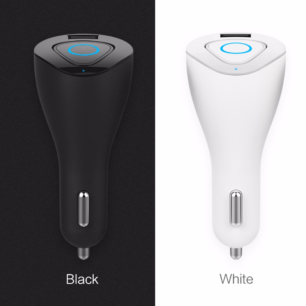 Bluetooth Earphone  Car Charger  2 in 1 LED display Bluetooth 4.1 Headset Headphone For Mobile Phones<br><br>Aliexpress