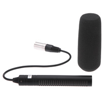 Professional Microphone for Sony PD190P HVR-Z1C HVR-A1C HVR-V1C Panasonic AJ--D700MP AJ--D410MC AJ--D615MC AJ--D908MC