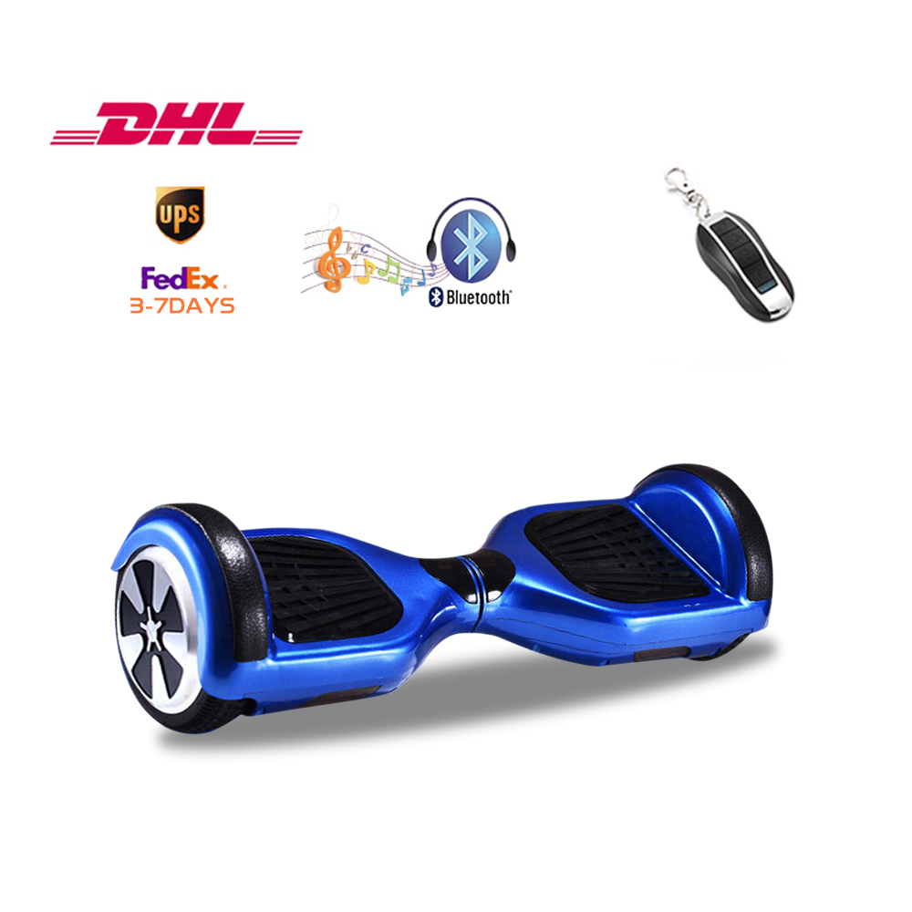 6.5 inch Electric Scooter hover boards electroplated colors LED Light Bluetooth Remote control UL2272 3-8 days of delivery<br><br>Aliexpress
