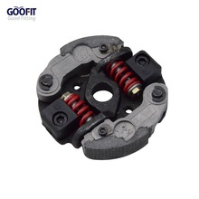 GOOFIT Clutch Pads Shoe Pad for 44-6.40-6 Mini Pocket Bike ATV Quad 47cc 49cc motorcycle parts A012-616
