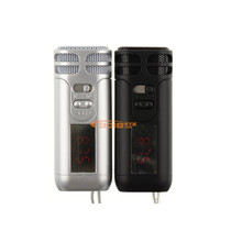 FM transmitter / mini wireless microphone / wireless microphone MIC/ microphone / digital frequency stabilization color optional