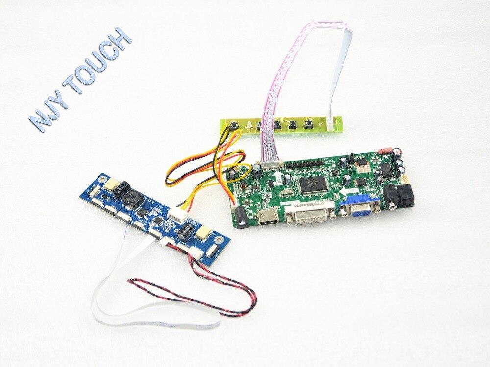 VGA DVI HDMI LCD Controller Board HDMI for V236H1-LE2 V236H1-LE1 V236H1-LE5 V236H1-LE3 23.6 inch 1920x1080 LVDS LED TFT LCD<br>
