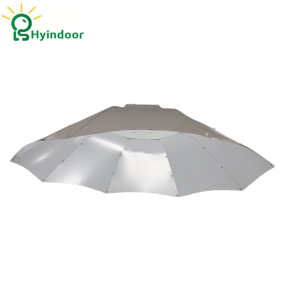 Grow Lights Reflector Parabolic Reflector Lamp Covers Shades<br>