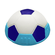 2017 New Creative toys 1Piece Soccer Ball Disc Indoor Football Toy Multi-surface Best gift for children(China)