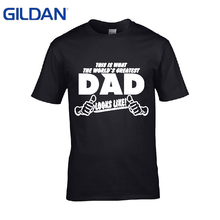 Graphic printed mens t shirt Ideas What The Dad In The World Looks Like Gift Dad Fathers Day Funny t-shirt tee shirt 2017