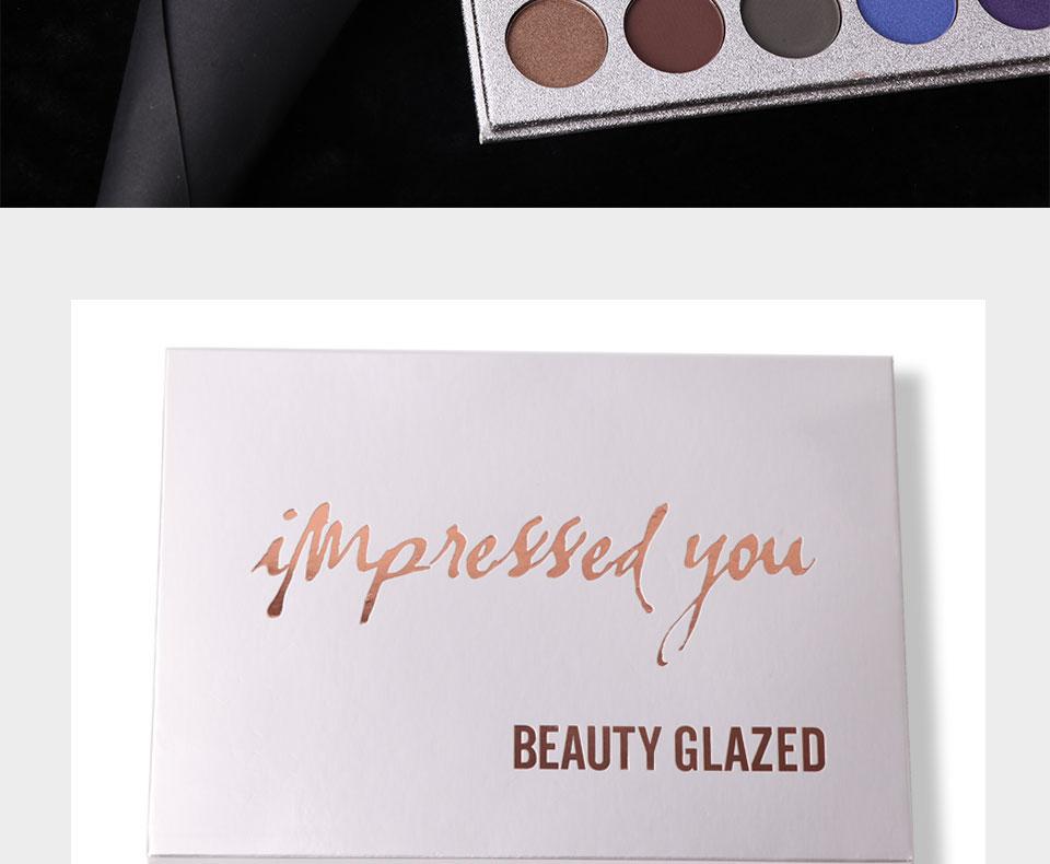 35Color eyeshadow pallete Glitter Makeup Matte Eye shadow