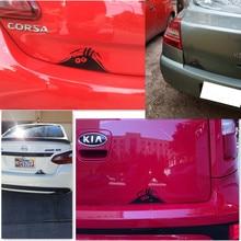 Car stickers Decals Car Styling Accessories fiat 500 panda volvo v40 toyota corolla audi 80 passat b8 skoda fabia