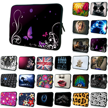 "Protector Laptop Bag Neoprene Inner Sleeve Bags PC Tablet Case Bag For 7"" Samsung Galaxy Tab 2 3 4 Apple iPad Mini Free Shipping"