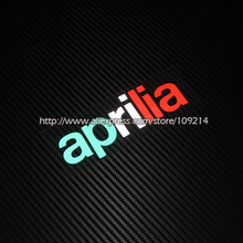 Hot sale  Aprilia Helmet Motorcycle Decal Reflective Sticker Waterproof 02