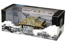 War master 1/72 TK0022 World War II Germany Grizzlies IV assault tank Alloy collection model Holiday gifts(China)