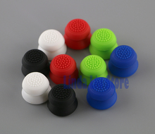 4pcs Silicone Analog Grips Thumbstick Thumb Sticks Cover High Enhancement For Dualshock 4 PS4 PS3 XBOX XBOX360 Controller