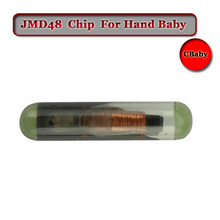 Big discount (10pcs/lot) JMD48 transponder chip Copy 48 Chip Used for C-BAY Hand held(China)