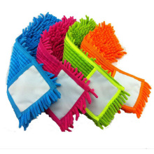 1pcs Replacement pad for flat mop,mops floor cleaning pad,chenille flat mop head replacement refill,head of floor mops