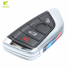 KEYECU YH Black Smart Remote key Fob 315MHz/ 433Mhz for BMW F Series CAS4+/FEM 2011-2017(China)