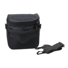 Binmer Hot selling  Camera Case Bag With Strap for Canon Powershot SX20 SX30 SX50 SX40 HS SX510 SX500 IS SX170 Multifunction