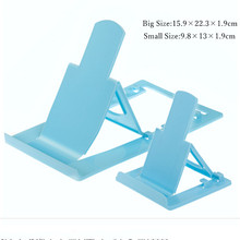 Universal cool Foldable plastic phone & Tablet PC Stand Desktop Mount Holder For iPhone for ipad