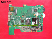 577065-001 Laptop Motherboard Fit For Hp compaq CQ61 G61 Notebook PC sysmte board UMA , with free processor !(China)