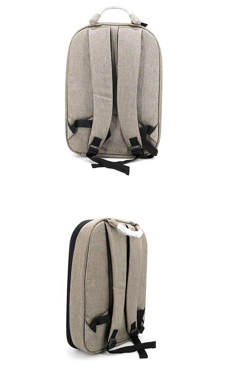 DJI Mavic Pro Drone Hard Shell Tortoise Backpack Standard Accessories Storage Bag Waterproof Shockproof Protection Quadcopter