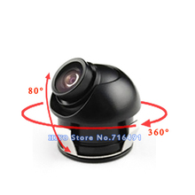 2Pcs / lot Camera cctv 170 Degree wide viewing angle Reverse Backup Parking Assistance Car Rear view Freeshipping(China)