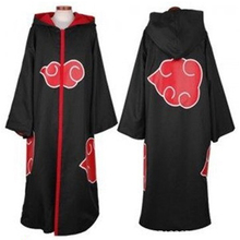 Japanese anime Shippuden Sasuke Uchiha Cosplay Costume Halloween  cloak