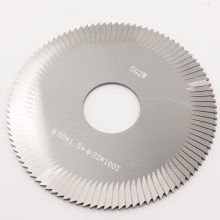 carbide 80x22x1.5mm side milling cutter SG2W carbide face milling cutter for SILCA key cutting machines cutting key