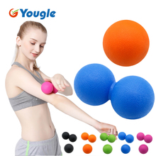 YOUGLE Fitness Massage Ball Therapy Trigger Full Body Exercise Sports Crossfit Yoga Balls Relax Relieve Fatigue Tools(China)