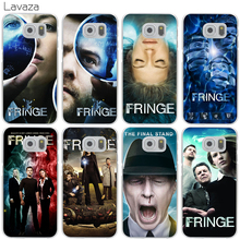 Fringe TV Show Cover Case for Samsung Galaxy S3 S4 S5 Mini S6 S7 S8 Edge Plus S7Edge S6Edge