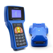Professional T-300 T300 Auto Key Programmer T Code T 300 Software 2016 V 16.8 Support Multi brand Cars T300 Key Maker 2 Color(China)