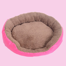 3 PCS Dogs Beds Nest Rose Washable Puppy Pet Dog & Cat Mattress Bed Mat House for Dog Home Breathable Dog House S M L(China)