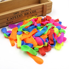 New! 120PCS/Bag Colorful Mini Latex Water Balloons For Children Beach Sand Toy Party Balloons Outdoor Toys Balloon Summer Game