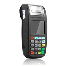 Handheld Portable POS Terminal 8210 for Online or Offline Payment with NFC Reader