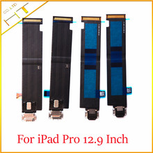 1pcs Original new USB Charger Charging Connector Dock Port Flex Cable For iPad Pro 12.9 Inch