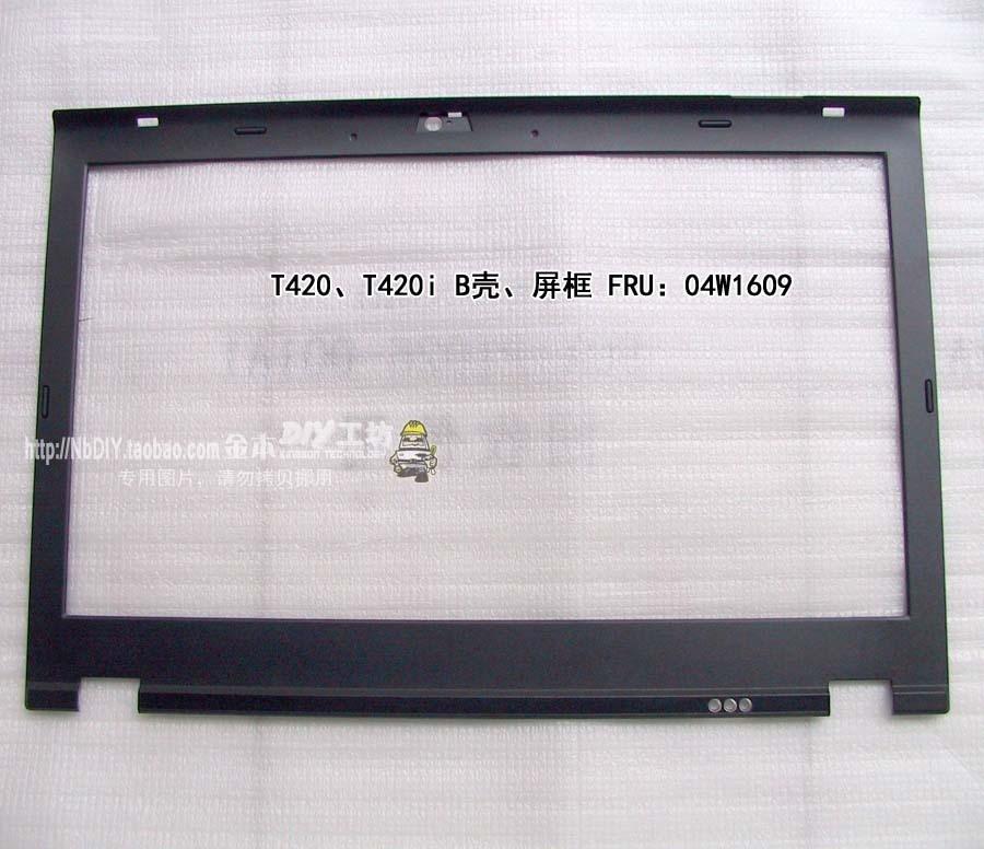 FOR thinkpad FOR LENOVO T420 T420i brand new  screen frame B shell<br><br>Aliexpress