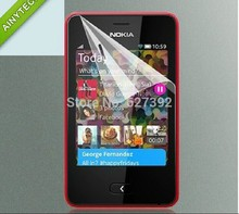 2 x High Quality Clear Glossy Screen Protector Film Guard Cover For Nokia Asha 501 N9 mini