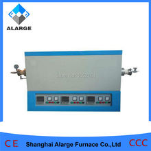 Multi Zones Tube Furnace with High Temperature Physical Vapor Deposition