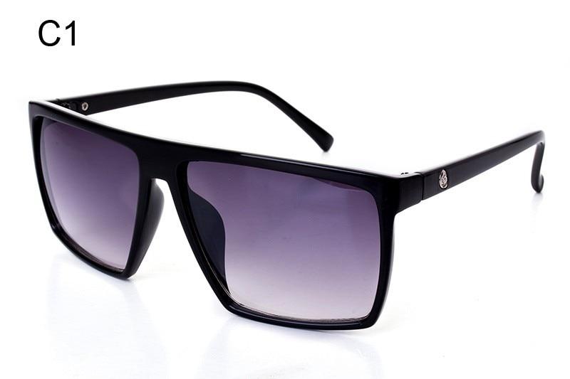 Pro Acme Square Sunglasses Men Brand Designer Mirror Photochromic Oversized Sunglasses Male Sun glasses for Man CC0039 24