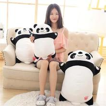 Super Cute 1Pc 45-70Cm Chinese National Treasure Panda Plush Toy Soft Stuffed Animal Panda Dolls Kids Lovely Gift(China)