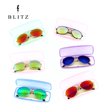 2017 New Fashion Glasses Children's Sunglasses Boys Girls Kids Baby Child Sun Glasses Goggles mirrored glasses Wholesale 8808