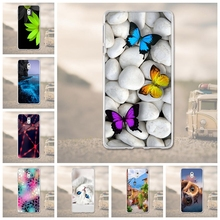 For Nokia 3 Case Cover For Nokia Silicone Cover 3D Relief Drawing Soft TPU Coque For Nokia 3 Cover 5.0 Inches Mobile Phone Bag