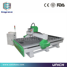 High performance heavy duty 1500*3000mm wood design machine