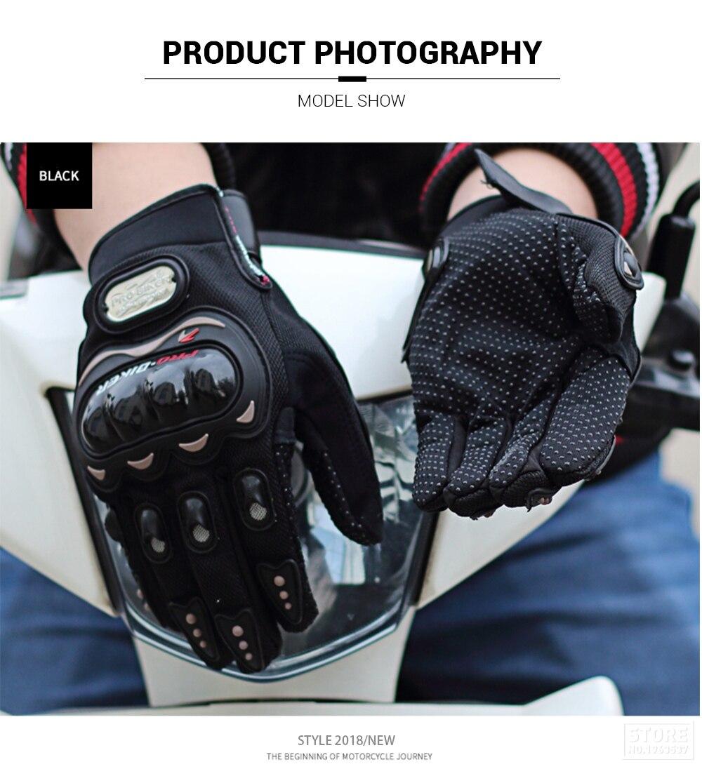 Gloves Pro-Biker Collection (22) 28