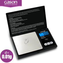 GASON Z2 200g/0.01g Jewelry Scale For Gold Weight Hight Precision Mini Pocket Electronic Digital Balance LCD Display Grams(China)