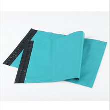 50p/100/300 17*30cm green Poly Mailer Plastic Shipping Mailing Bag Envelopes Polybags Strong Plastic Seal Postage Bags 170x300mm