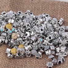 Cheap Random Mixed Alloy Charms Beads Fit Pandora Charms Bracelet More than 1000 Style for Your choose